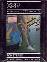 """BEST OF THE GOLD VOL. 7 - 8-TRACK TAPE - STILL SEALED (""""NEW OLD STOCK"""")"""