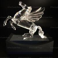 RARE Swarovski Crystal Annual Edition 1998 Pegasus + Stand 216327 Mint Boxed