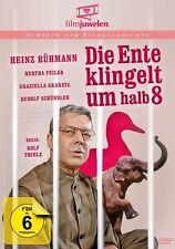 Die Ente klingelt um halb acht (halb 8) - mit Heinz Rühmann - Filmjuwelen DVD