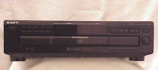New listing Sony Cdp-Ce235 = 5-Disc Carousel Type Cd Player w/Digital Out & Remote Control