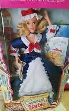 Colonial Barbie American Stories Collection Special Ed 90s Mattel