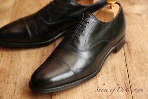 Cheaney Church's Black Leather Oxford Shoes Men's UK 9 US 10 EU 43