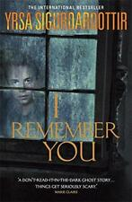 I Remember You by Sigurdardottir, Yrsa | Paperback Book | 9781444729269 | NEW
