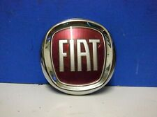 FIAT 500 bootlid / tailgate badge emblem 2014 - 2019