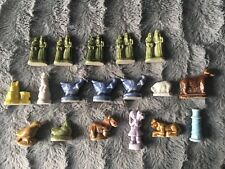 Wade Figurines -Vintage - Made In England Lot Of 17 from Red Rose Tea