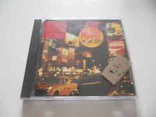 "VVAA. ""Hot night in the city"" Rare AOR cd  FM Records 1989"