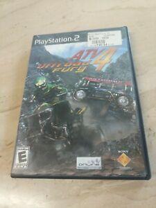 ATV Offroad Fury 4 PlayStation 2 PS2