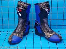 ZCWO ZC78 1:6 Shimei (Biker girl) female figure - Blue Biker Boots