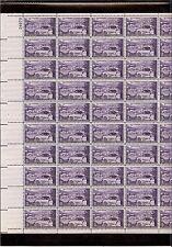 US MINT SHEET SCOTT#1025,3 STAMP TRUCKING INDUSTRY, 50,YEARS  SHEET OF 50 MNH OG