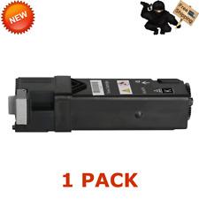 1 PK Black Toner Cartridge for Dell 2130 Color Laser 2130cn, 2135cn Printer