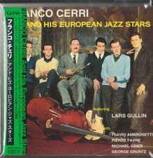 Franco Cerri And His European Jazz Stars – S/T JAPAN MINI LP CD Lars Gullin