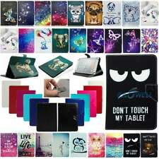 "For Onn 10 10.1"" inch Android Tablet PC Universal Stand Flip Leather Case Cover"