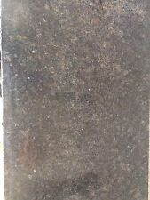 CHEAP COFFEE BROWN GRANITE SLAB APPROX  3400 X 850 X 30mm.