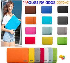 "Notebook Sleeve Case Carry Bag Cover 11"" 12"" 13"" 15 17"" Apple Macbook Mac 2012"