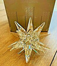 Swarovski Crystal Star Candleholder a 7600 Nr 143