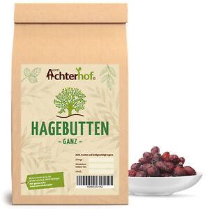 3 kg  Hagebutten ganz getrocknet - Die ideale Vitaminquelle vom-Achterhof
