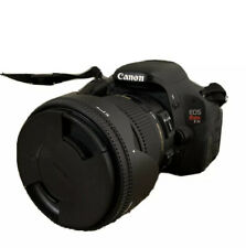 Canon EOS Rebel T3i / EOS 600D 18.0MP DSLR with SIGMA 17-50mm f/2.8 Lens