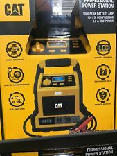Cat Jump Starter/inflated 4 X USB Ports Brand New