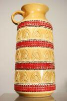 Grand vase en céramique vintage Übelacker Uebelacker West Germany années 50/60