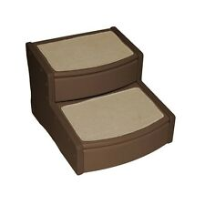 """Pet Gear Easy Steps Ii Extra Wide, Chocolate Pg9720Xlch Steps 22"""" x 20"""" x 16"""""""