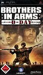 BROTHERS IN ARMS: D-Day (16+) 2006  Ubisoft  Sony PSP War Game