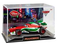 Disney Store Cars 2 Francesco Die Cast Car In Collector's Case