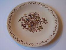 Vtg Johnson Brothers Bros Old Granite Salem Dinner Plate Staffordshire England
