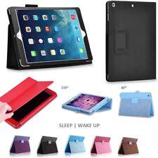 Schutzhülle Apple iPad Air 9.7 Schutz Hülle Leder Back Case Etui Cover Tasche