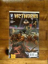 WS Wildstorm Wetworks #15  Unread Condition