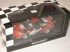 1:43 PORSCHE 911 GT3 CUP C. MORGAN IMSA GT3 2009 MINICHAMPS 400096748 OVP new