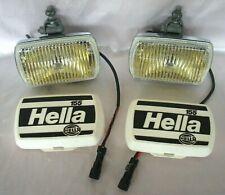 Used  92 93 jaguar xjs fog light lamp foglight DAC7321 with Hella 155 cover