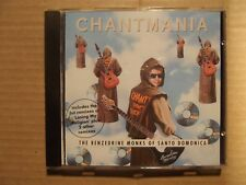 THE BENZEDRINE MONKS OF SANTO DOMONICA  - CHANTMANIA -  CD (B68)