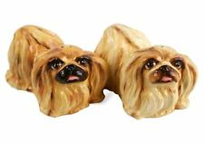 More details for pekingese gift, cruet set handmade by blue witch