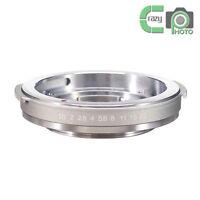 DKL-M42 Copper Voigtlander Retina Schneider Lens to M42 Screw Camera Adapter