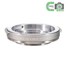 DKL-M42 Copper Voigtlander Retina Schneider Lens to M42 Screw Camera Adapter