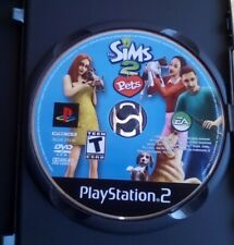 Sims 2 Pets (Sony PlayStation 2 PS2 2006) !!DISC ONLY!! Tested