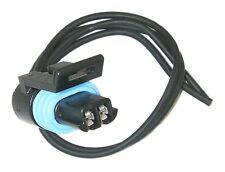 Parts Master 84074 2-Wire Multi-Purpose Black Pigtail Connector for GM Products
