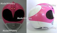 Light up Mighty Morphin Power Rangers PINK 1/1 Life-size Helmet TV Hero Props