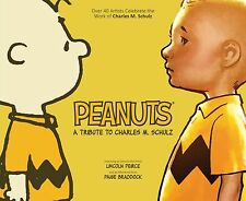 PEANUTS: A TRIBUTE TO CHARLES M. SCHULZ HARDCOVER Humor Comic Strips HC