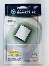 Genuine Nintendo Gamecube Memory Card 1019