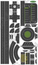 More details for road layout - oo gauge - 4mm - model railway