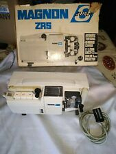 Magnon ZRS super 8 projector working