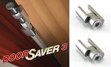 2-Pack Door Saver 3 Hinge Pin Door Stop in Satin Nickel Finish (Free Shipping)