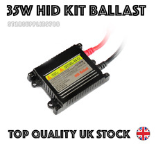 35W HID KIT BALLAST SUPER SLIM H7 H11 HB4 H1 H3 H4 XENON KIT REPLACEMENT BALLAST