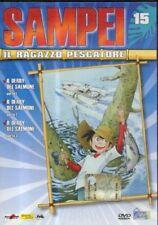 dvd SAMPEI Il ragazzo pescatore HOBBY & WORK numero 15