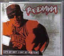 Redman-Let s Get Dirty cd maxi single