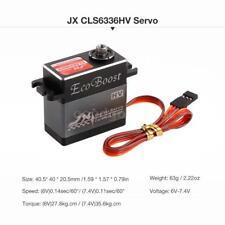 JX CLS6336HV 6.0V-7.4V Digital Metal Gear Servo 35.6kg for 1:8 RC Car NICE A4Z1