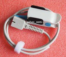 DS-100A 7PIN Adult Finger Clip Spo2 Oximax sensor probe 1M for Nellcor