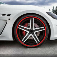 16* Reflective Motorcycle Car Wheel Rim Stripe Decal Stickers Accessories