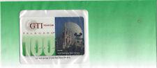 TK GTI Telephonkarte/Phone Card 100u Walt Disney World (Epcot,MGM, Magic Kingdom